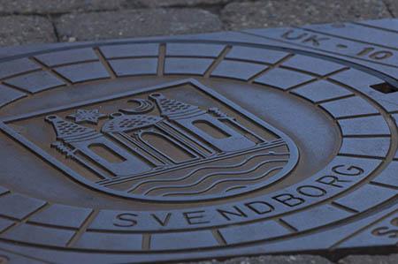 Torben Petersens foto fra 'På opdagelse i Svendborg'.